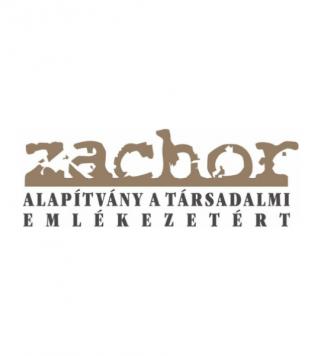 Zachor Alapítvány a Társadalmi Emlékezetért